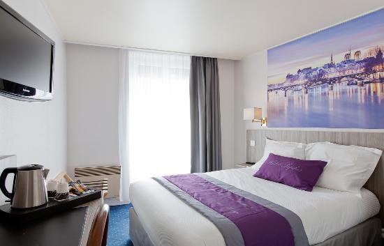 Saphir Grenelle Hotel: CHAMBRE DOUBLE NOTRE DAME