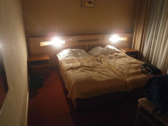 Baltpark Hotel : Room
