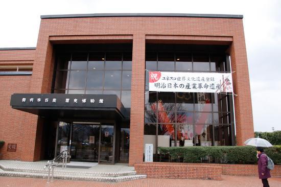 Tagawa City Coal-mining Museum: Museum Entrance