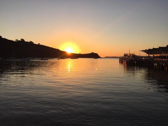 Pulau Waiheke, Selandia Baru: Waiheke island harbour
