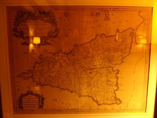 Eremo della Giubiliana : Historical Map