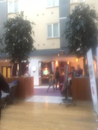 Premier Inn London Kings Cross Hotel Picture