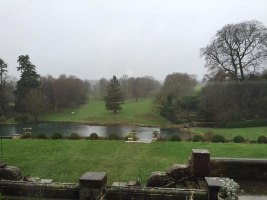 Cowley, UK: View from the lounge