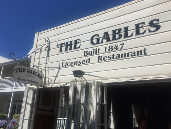 The Gables Restaurant Photo