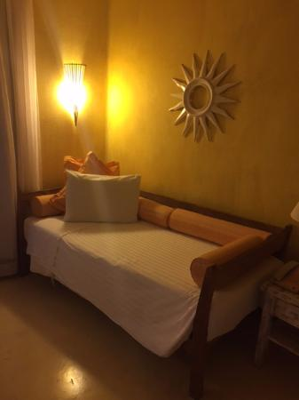 Club Med Trancoso: a cama adicional