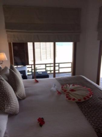 Kuramathi: Water Villa with Jacuzzi