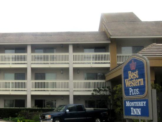Best Western Plus Monterey Inn Ca