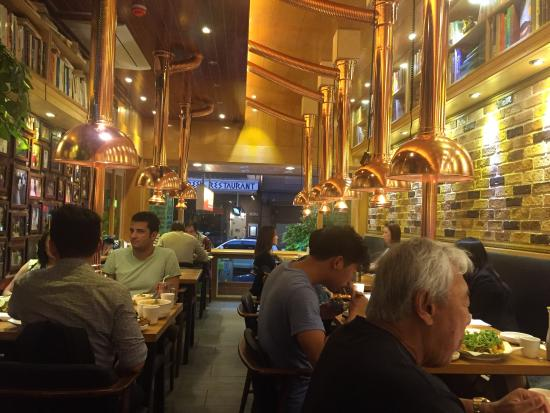 Great place with massive portions