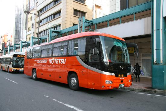 伊予鉄道 - バス