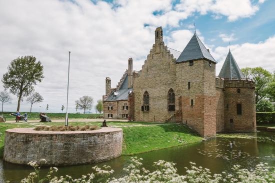 Medemblik, Países Bajos: Kasteel Radboud