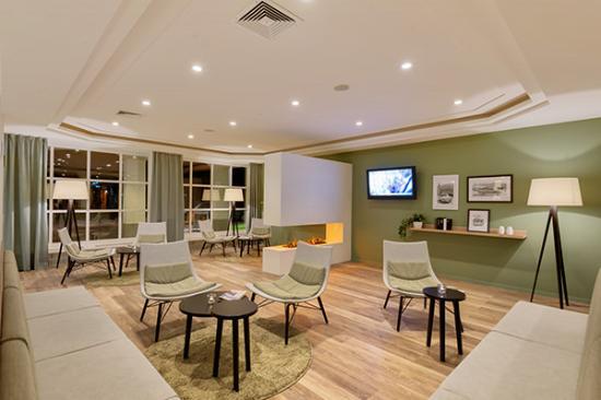 Nestor Hotel Neckarsulm: Lobby