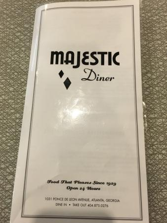 Majestic Diner: photo0.jpg