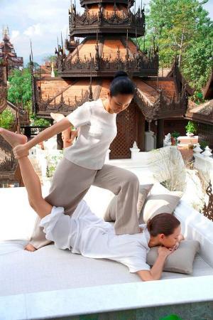 foto de Thai traditional massage Picture of SiamThara Thai