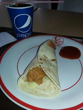 KFC sutomo ujung