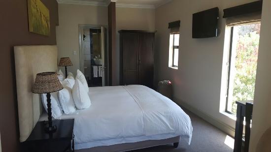 Simonstown Guest House: Fantastic room... antonio Addamiano & Amanda Nicoli