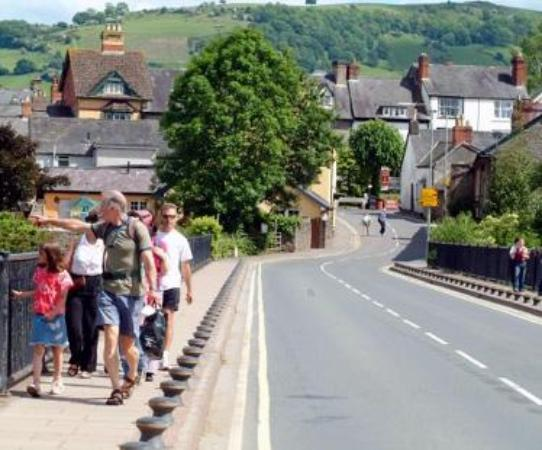 Pandy, UK: Hay on Wye