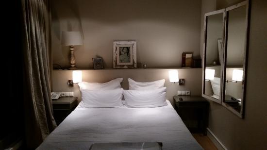 Schoenhouse Apartments: Zimmer obere Etage