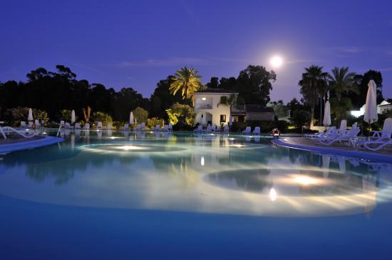 Lotzorai, Itália: Tancau Village by night