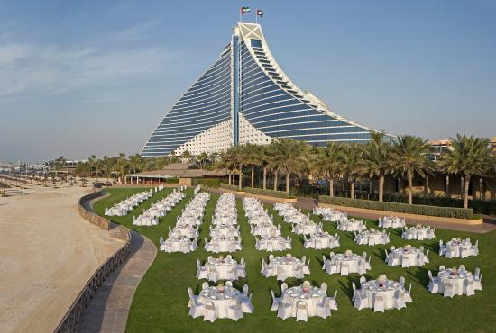 Jumeirah Beach Hotel: Events Arena