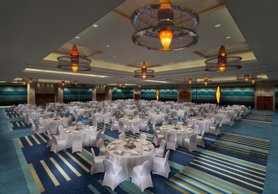 Jumeirah Beach Hotel: Safinah Ballroom