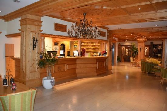 Wellnesshotel Auerhahn : Reception