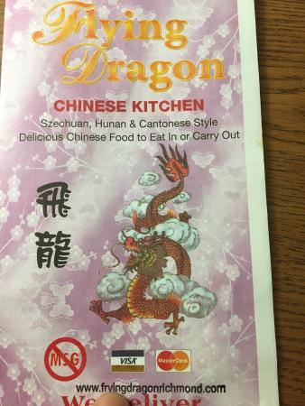 Flying Dragon Chinese Kitchen