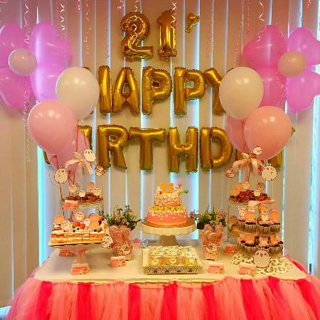Birthday Party Decoration Johor Bahru