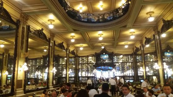Confeitaria Colombo: Glamour
