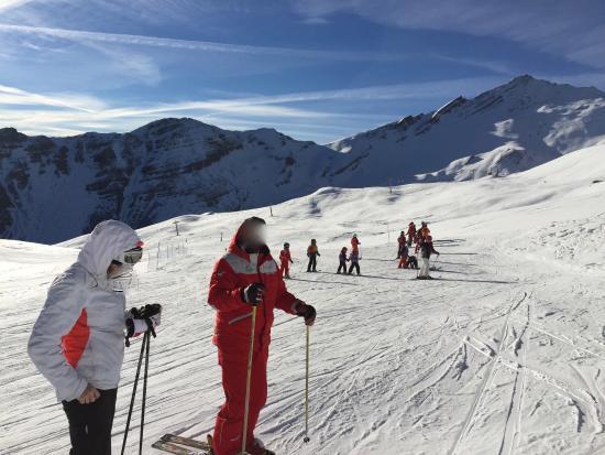 Les Balcons de Maurienne : Cours ESF