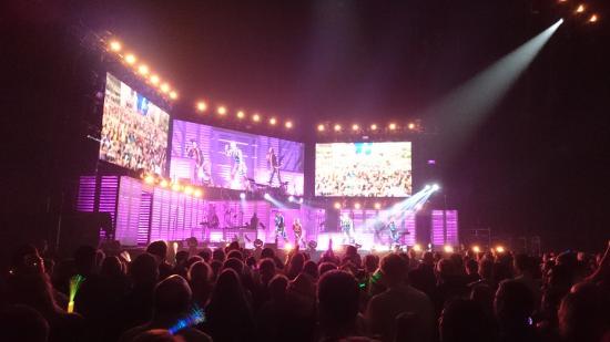 salle concert accor hotel arena