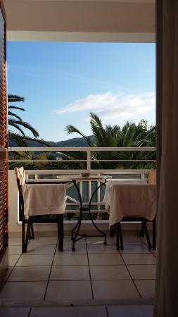 Bitzaro Palace Hotel: Widok z pokoju