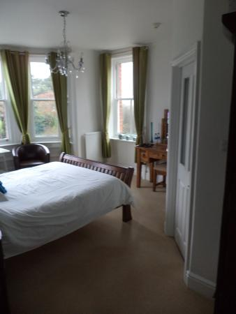 Cook's Quarters: One of our double en-suite rooms