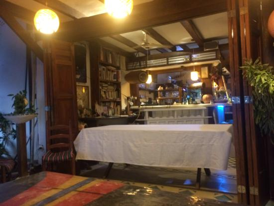 Posada El Canto de la Ballena : Mesa da Ceia de Reveillon