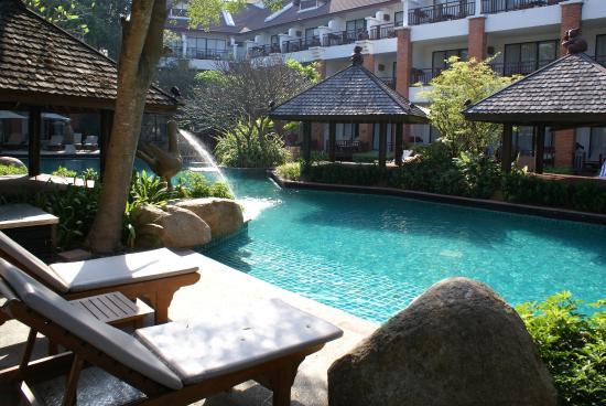 Woodlands Hotel & Resort: leuk zwembad
