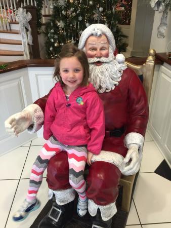BabyLand General Hospital: Charley with Santa