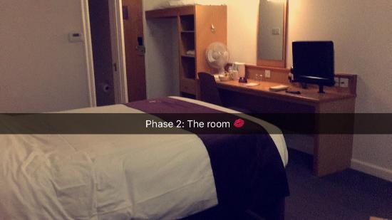 Premier Inn Edinburgh City Centre (Haymarket) Hotel: photo0.jpg