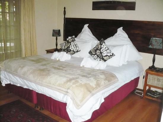 40 on Ilkey B&B : Comfy bed