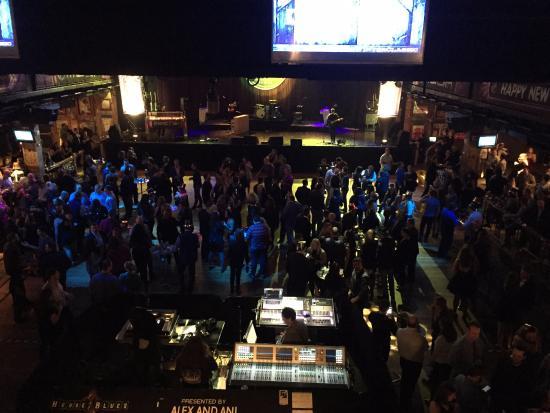 Nice House Of Blues Boston: La Piste De Danse
