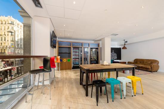 Tryp Madrid Gran Via Hotel Updated 2017 Reviews Price