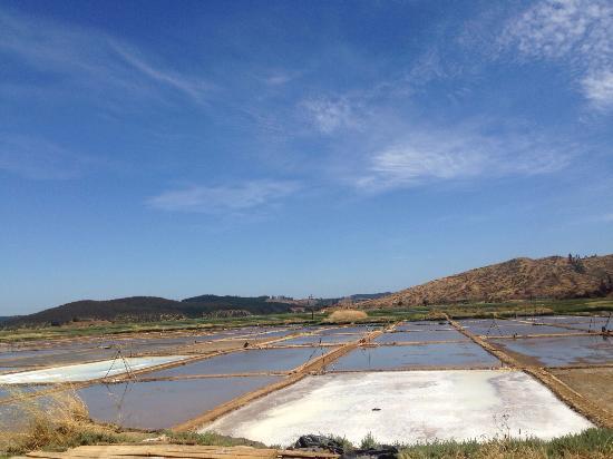 Piscinas de sal natural picture of ruta de la sal for Piscina de sal