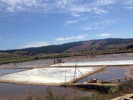 Foto de ruta de la sal pichilemu piscinas de sal natural for Piscinas de sal