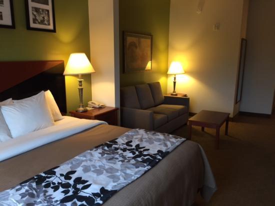 Sleep Inn Suites Of Panama City Beach