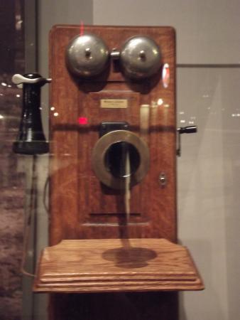 Virginia Historical Society : Phone Artifact