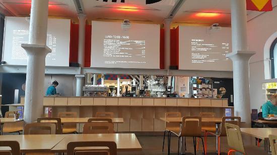 Tate Cafe