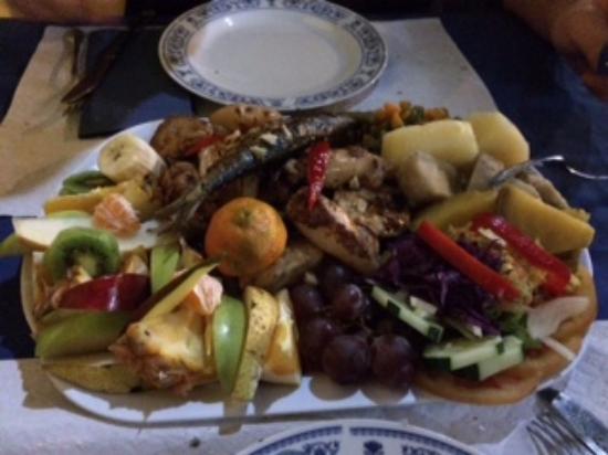 Capelas, Portugal: Misto de Peixe