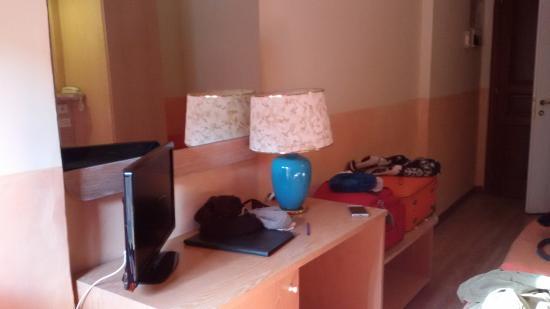 Hotel Meridiana: camera