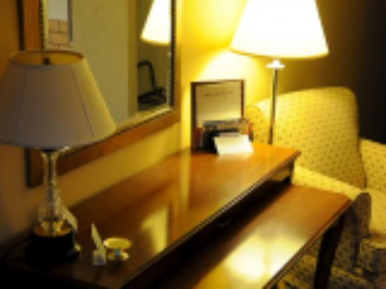 Iron Ridge, WI: Desk area