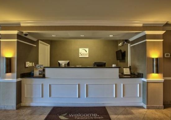Sleep Inn & Suites of Panama CIty Beach: Front Desk