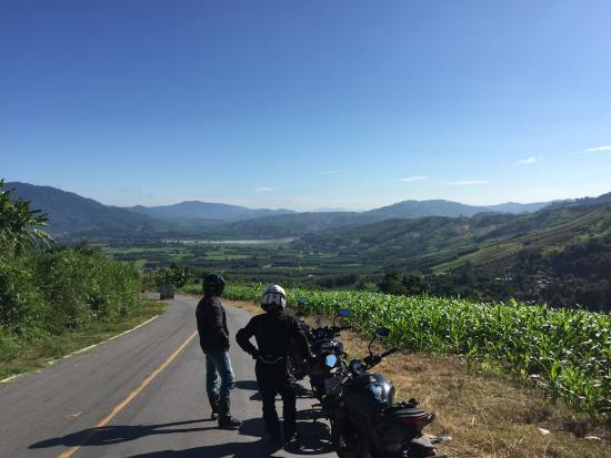 Thai Motorcycle Touring