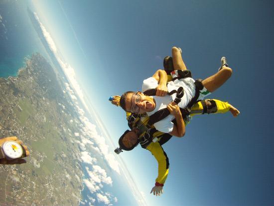 Tête en L'air Parachutisme